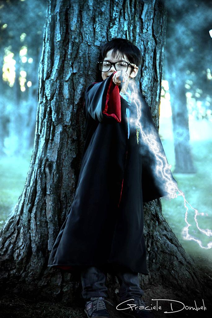 Ensaio Infantil Temático Harry Potter São José dos Pinhais-PR Kauan 003