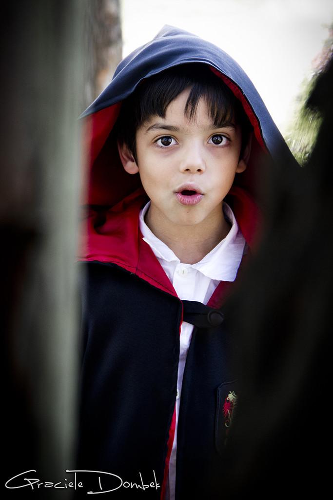 Ensaio Infantil Temático Harry Potter São José dos Pinhais-PR Kauan 001
