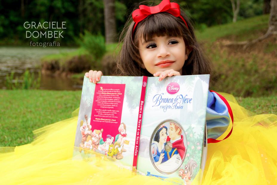 Book de Princesas Branca de Neve Curitiba Duda 006