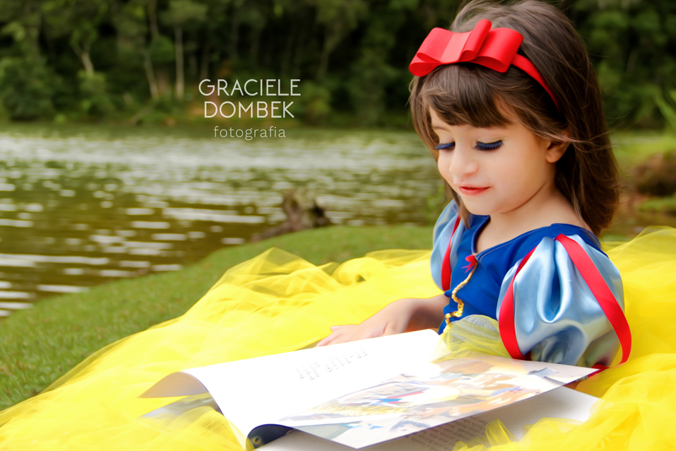 Book de Princesas - Branca de Neve Curitiba Duda 007