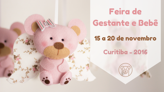 Feira de Gestante e Bebê - Curitiba 2016